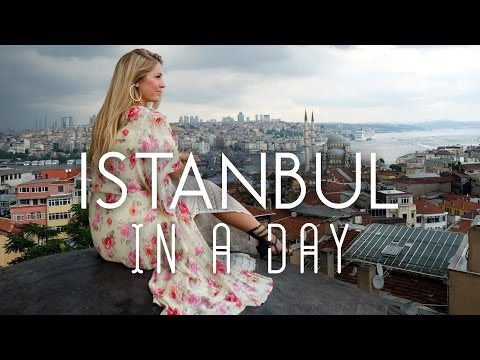 Istanbul in a Day with Walks of Turkey