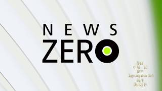 NEWS ZEROのオープニングアートワーク、ビジュアルでお気に入りデザイン...