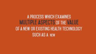 What is Health Technology Assessment (HTA)? thumbnail