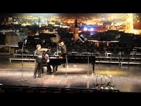 Liviu Prunaru plays Jules Massenet - Meditation from Thaïs (la Cluj)