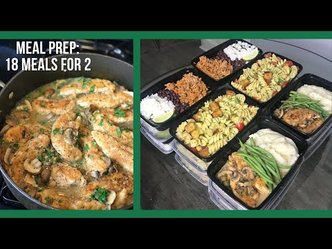 Master Lunch Meal Prep with this particular Two-Week Plan