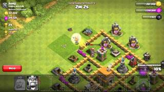Clash of Clans #7 sfida impossibile con re Barbaro