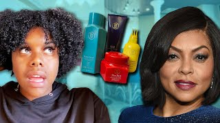 Black Women Try Taraji P. Henson's New Hair Care Line