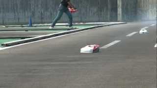2012年7月8日(日) 福島県福島市のリンクサーキット内ラジコンコース、RC...