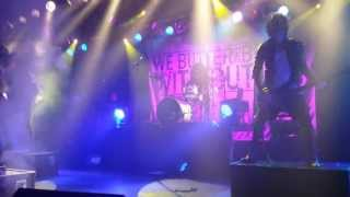 We Butter the Bread with Butter - Intro + Pyroman und Astronaut [Live]