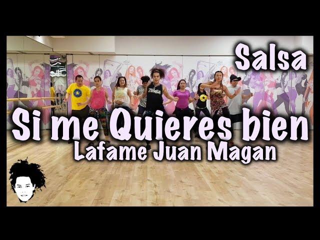 Si me quieres bien | Lafame juan Magan ft. Fito Blanco |Zumba® |Alfredo Jay Choreography
