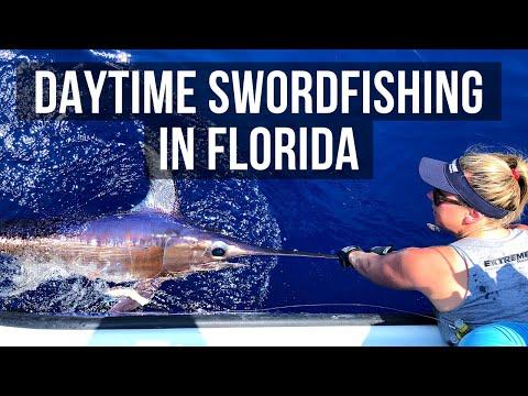 Daytime Swordfishing In Florida Ft. Capt. Nick Stanzcyk (Season 6 Ep 3)