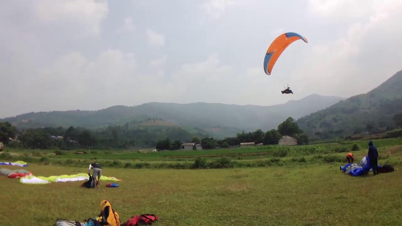 Paragliding Đồi Bù - 833 28.07.2017