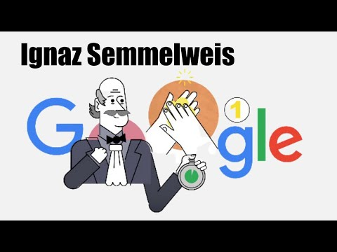 Ignaz Semmelweis - Who was Known for the first doctor to say 'wash your hands'