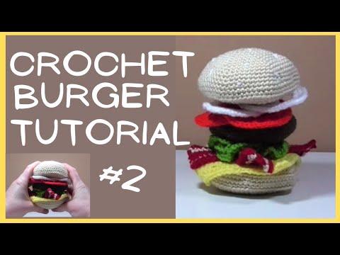 DMC New York Food Favourites Amigurumi Crochet Pattern in ... | 360x480
