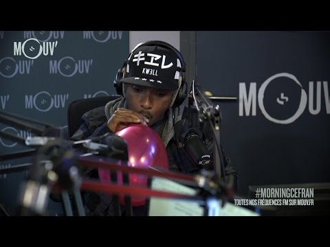 SOPRANO : L' Everest, Raekwon, Jul, le clip de Gradur...  #MORNINGCEFRAN
