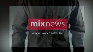 """Гунтис Анцанс и Агрита Русиня в программе """"Утро на Балткоме"""" #MIXTV"""