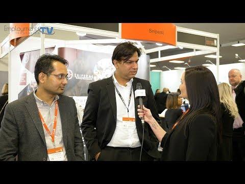 Recruitment Agency Expo 2018   Pawan Lokwani & Yusuf Jazakallah - Recruitment Smart
