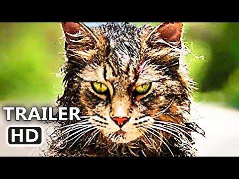PET SEMATARY   2019 Stephen King Movie HD