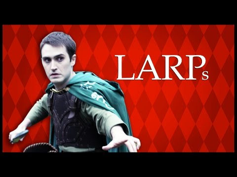 Last Breath | LARPS Season 2 | Episode 7