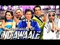 The Making Of SRK'S Indiawaale Anthem | Happy New Year