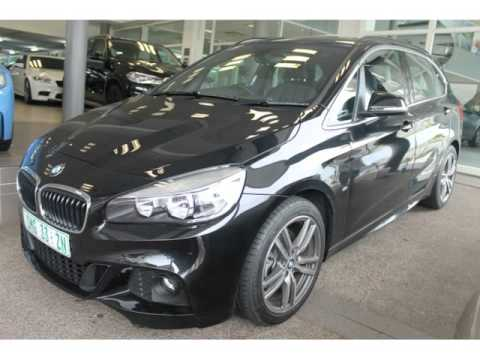 2015 Bmw 220d Active Tourer M Sport 18 Panoramic Roof Sports Auto Gearbox Hifi Sound Auto For S