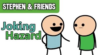 Joking Hazard - Stephen Friends