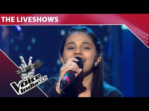 Tannishtha Puri Performs On Bang Bang | The Voice India Kids | Episode 13