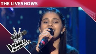 vuclip Tannishtha Puri Performs on Bang Bang | The Voice India Kids | Episode 13