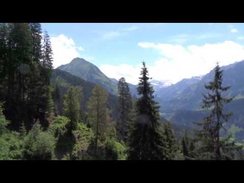 Bergbahnen Diedamskopf Au-Schoppernau - Ascent