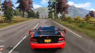 Forza Horizon 4 - Dodge Viper SRT10 ACR 2008 - Open World Free Roam Gameplay (HD) [1080p60FPS]
