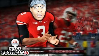 FINALLY A STARTER AT OHIO STATE! NCAA 14 ROAD TO GLORY #4