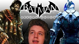 Batman: Arkham Knight || FULL Playthrough Livestream! [#2]