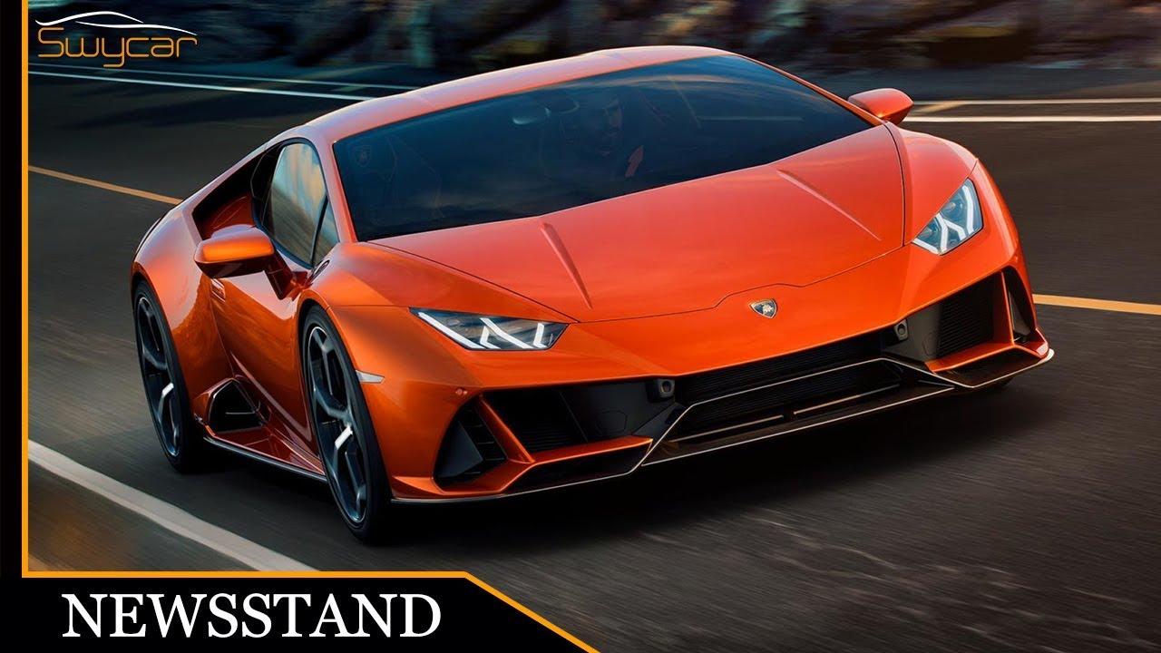 Lamborghini Huracan Evo Evoluzione Della Specie
