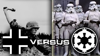 Nazi Germany vs Galactic Empire (WW2 vs. Star Wars - Men of War: Assault Squad 2)(Donate to Buzztron: https://www.paypal.com/cgi-bin/webscr?cmd=_s-xclick&hosted_button_id=QHBS82QLR6NTS This is a fictional Star Wars versus World War ..., 2015-10-04T17:34:07.000Z)