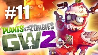 МОТОСТАР! #11 Plants vs Zombies: Garden Warfare 2 (HD) играем первыми
