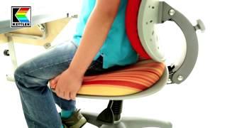 Кресло Kettler Berry(Детские стулья для школьников Детские стулья для школьников должны быть соизмеримы с возрастом и ростом..., 2013-08-31T18:31:07.000Z)