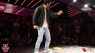 Nasty Ray Vs Nico - Top 8 - Red Bull BC One Los Angeles Cypher 2019 - #BCONE - BNC