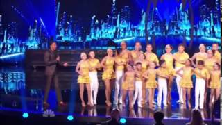 America's Got Talent 2014 Baila Conmigo Quarterfinal 1