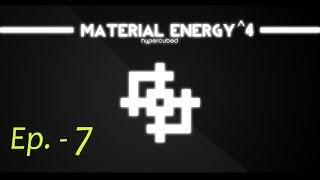 Material energy^4 - №7. Магмовый тигель и еще новые локации.