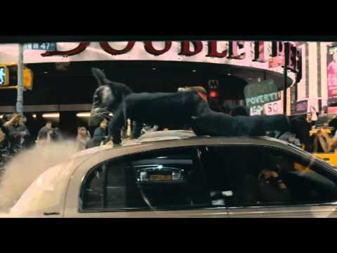 COSMOPOLIS Deutscher Trailer mit Robert Pattinson