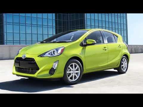 2018 Toyota Prius C Performance REVIEW