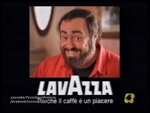 Spot - LAVAZZA con LUCIANO PAVAROTTI - 1994
