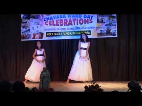 020 vishwapriya duet dance raabta @ Chavara Ward...