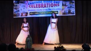 020 vishwapriya duet dance raabta @ Chavara Ward Day 2014