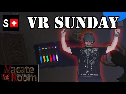 VR Sunday: Vacate the Room