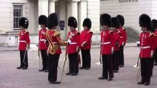 Band of the Welsh Guards - Wellington Barracks 20 July 2013