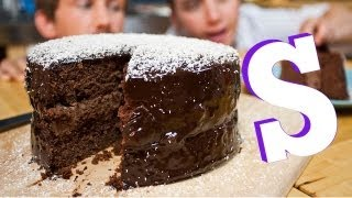 Chocolate Cake Recipe - Sorted