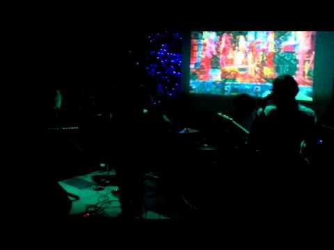 Solar Blaze - Live at Cross Club (5.11.2015, Prague) part 2/3