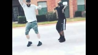 White Boy Chris And Friend