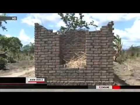 The Modern colonization in Ethiopia.