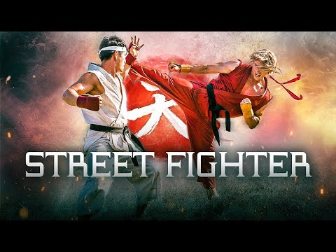 Street Fighter Assassin's Fist - Film COMPLET en Français