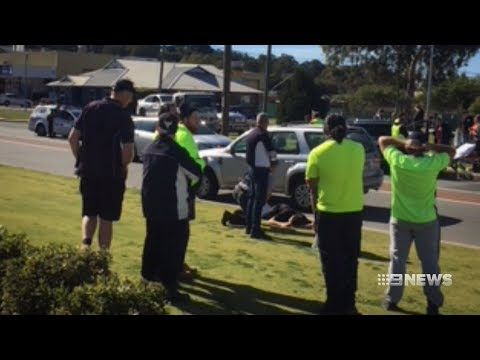 Citizen's Arrest | 9 News Perth