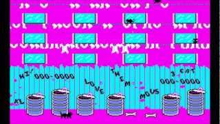 Let´s Play AlleyCat ( DosĠame ) - The Lets Players 4 You - Yannic