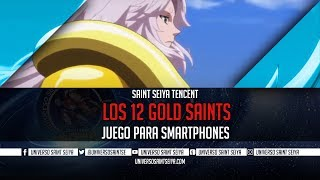 Saint Seiya Tencent Los 12 Gold Saints